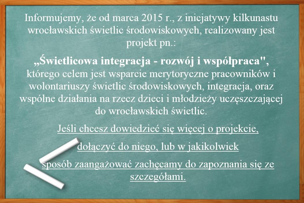 info tablica